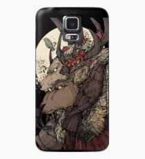 The Elk King Case/Skin for Samsung Galaxy