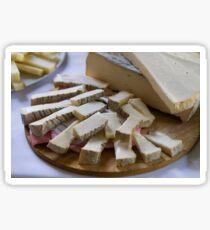 cheese appetizer Sticker