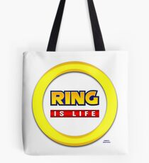 Sonic Rings are Life Tote Bag