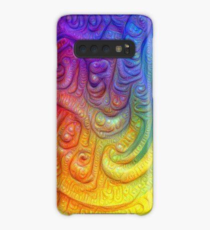 Color Foam #DeepDream Case/Skin for Samsung Galaxy