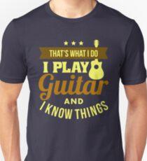 I Play Guitar T-Shirt