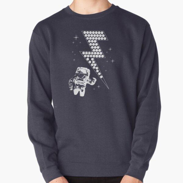 Spaceman Pullover Sweatshirt