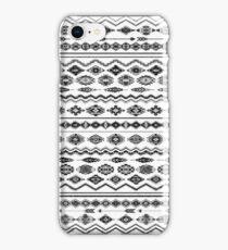 COCKATOO (MONOCHROME) iPhone Case/Skin
