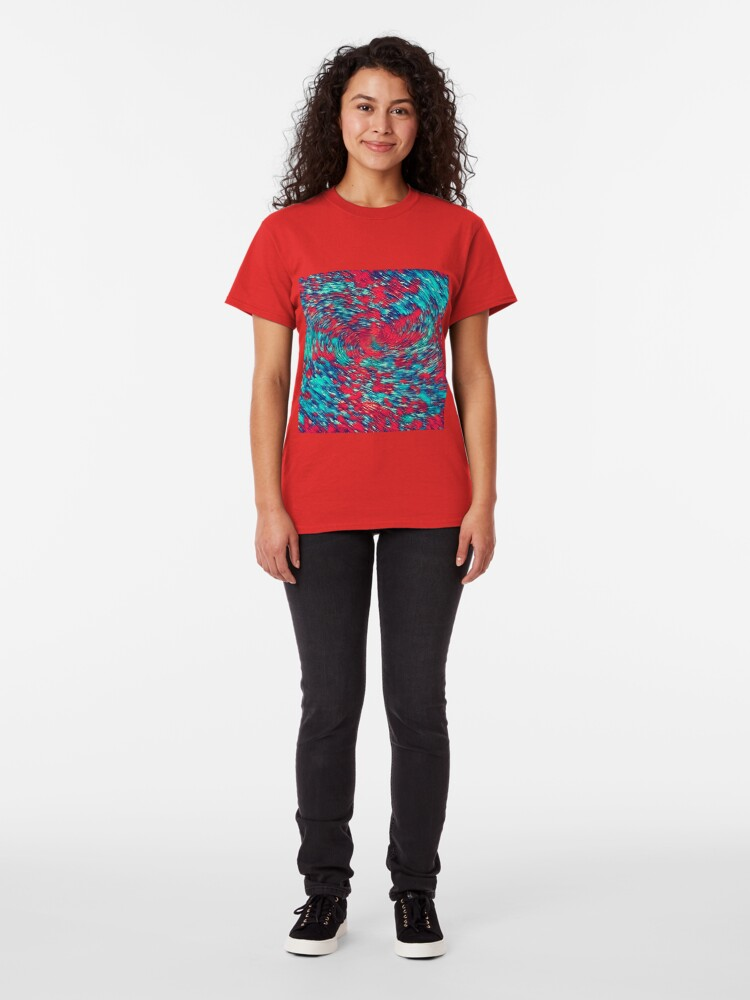 Alternate view of Color streams Classic T-Shirt