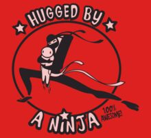 Hugged By A Ninja
