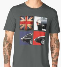 E-Type British Motoring Icon Men's Premium T-Shirt