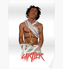 jazz cartier Poster