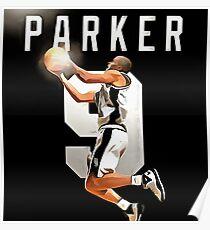 tony parker Poster
