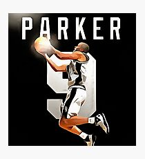tony parker Photographic Print