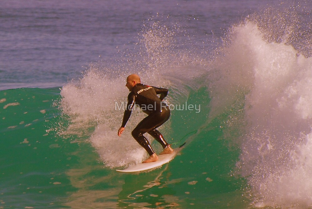 Hang Ten by Michael Rowley