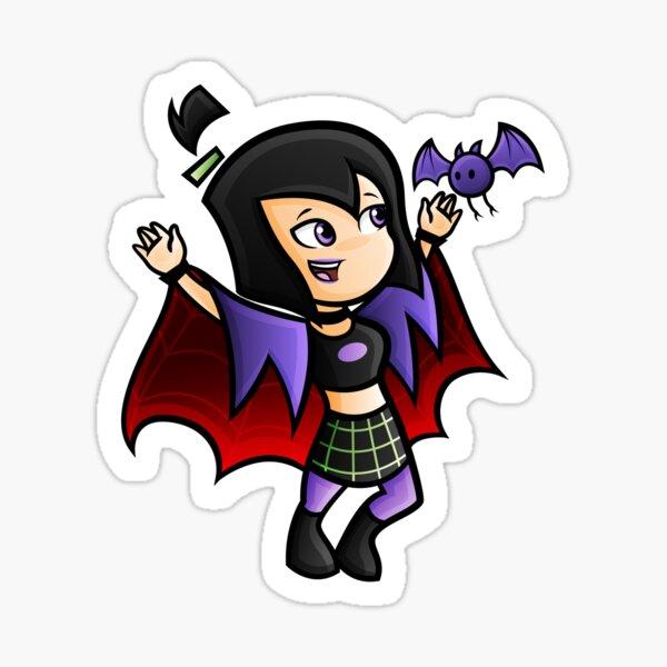 Halloween - Sam Manson - i'm bats for you! Sticker