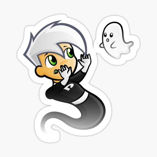Halloween - Danny Phantom - boo! Sticker