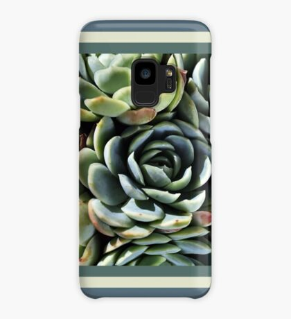 World Of The Succulent Case/Skin for Samsung Galaxy