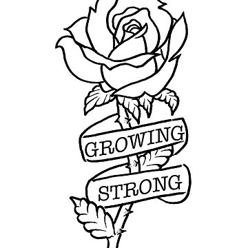 Growing Strong by jusstjulss