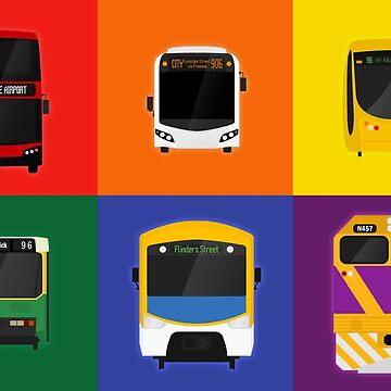 Transport Pride (Non-Shirt) by msheldrick