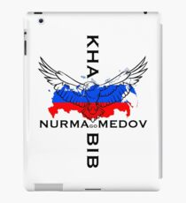 "Khabib ""The Eagle"" Nurmagomedov iPad Case/Skin"