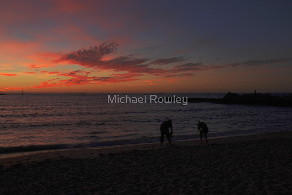 Photographers  by Michael Rowley