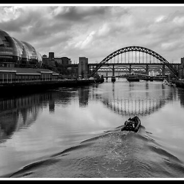Tyne Bridge by DerekCorner