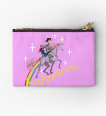 Unicorn Johnlock Studio Pouch