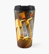 tuyaux du grand orgue Travel Mug