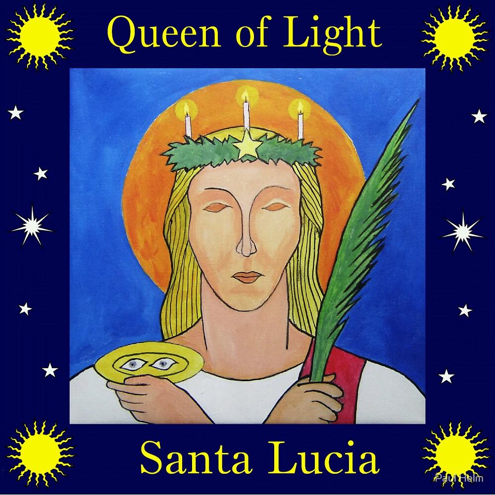 Santa Lucia by Paul Helm