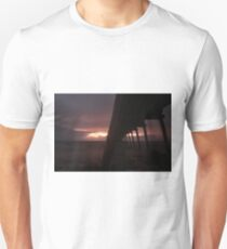 Port Hughes Jetty Unisex T-Shirt