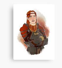 Captain of the Guard Metal Print