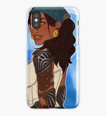 Queen of the Eastern Seas iPhone Case