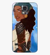 Queen of the Eastern Seas Case/Skin for Samsung Galaxy