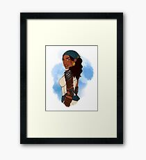 Queen of the Eastern Seas Framed Print