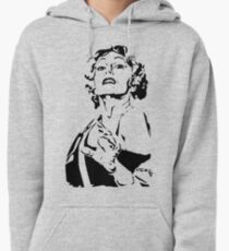 All right, Mr. DeMille, I'm ready for my close-up. Pullover Hoodie