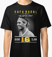 Rafa Nadal 16 Grand Slam Classic T-Shirt