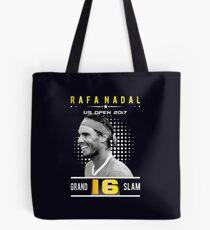 Rafa Nadal 16 Grand Slam Tote Bag