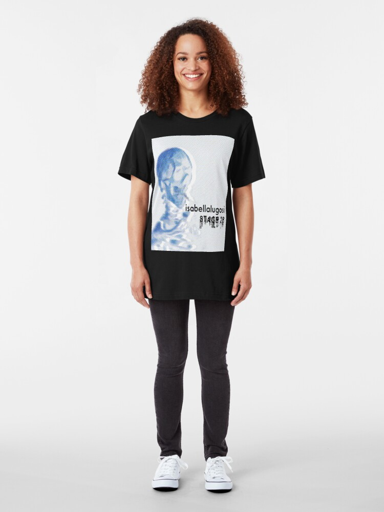 Alternate view of Band tee Slim Fit T-Shirt