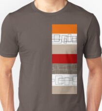 Red Stripe Unisex T-Shirt