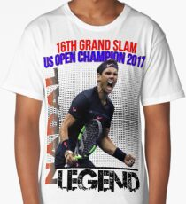 Rafael Nadal The Legend Long T-Shirt