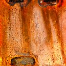 Ironface by David Librach - DL Photography -