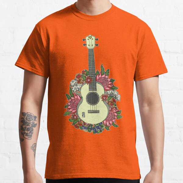 Aussie Uke Love Classic T-Shirt