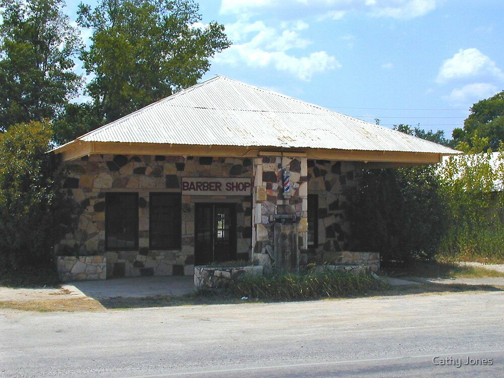 Downtown Dripping Springs by Cathy Jones