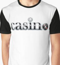 Casino Graphic T-Shirt