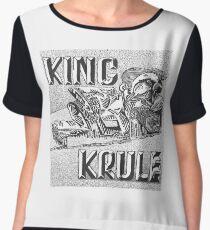 king krule Women's Chiffon Top