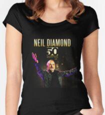 Diamond Anniversary Women's Fitted Scoop T-Shirt