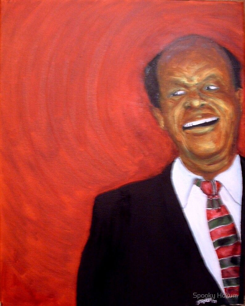 Marion Barry by Conrad Stryker
