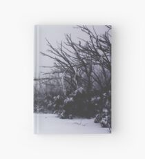 Winter wonderland Hardcover Journal