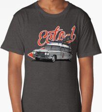 ECTO-1 - GHOSTBUSTERS´S CAR Long T-Shirt