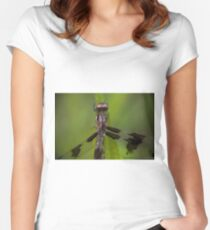Injured Dragonfly Women's Fitted Scoop T-Shirt