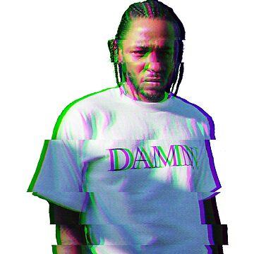Kendrick Lamar DAMN. by chewsy