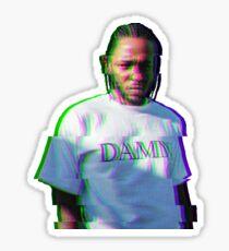 Kendrick Lamar DAMN. Sticker