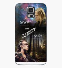 May We Meet Again - Clexa Case/Skin for Samsung Galaxy