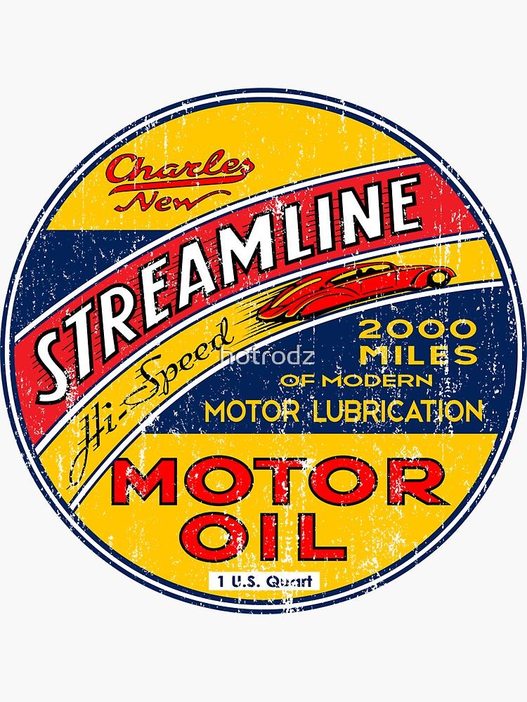 Streamline Motor Lubrication by hotrodz